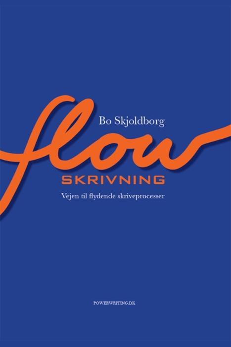 Flowskrivning (lydbog) fra bo skjoldborg fra bogreolen.dk