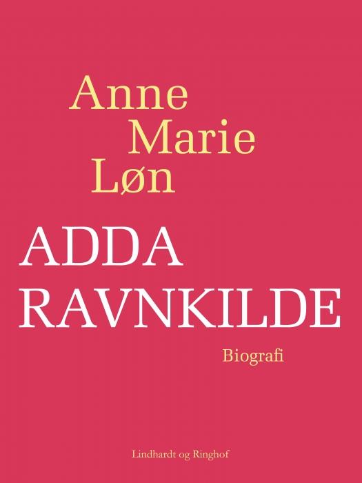 Image of   Adda Ravnkilde (Lydbog)