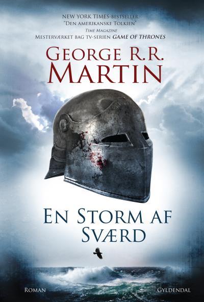 Billede af George R. R. Martin, En storm af sværd (Lydbog)
