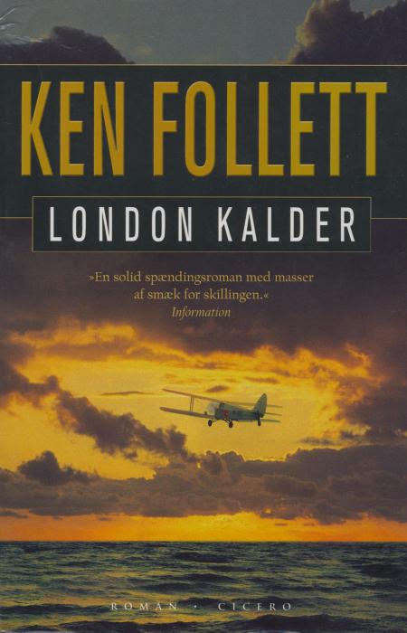 Billede af Ken Follett, London kalder (E-bog)