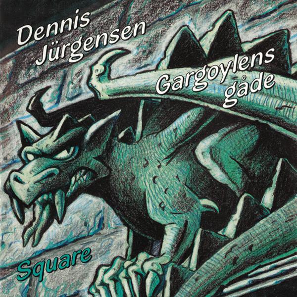 Gargoylens gåde (e-bog) fra dennis jürgensen fra tales.dk