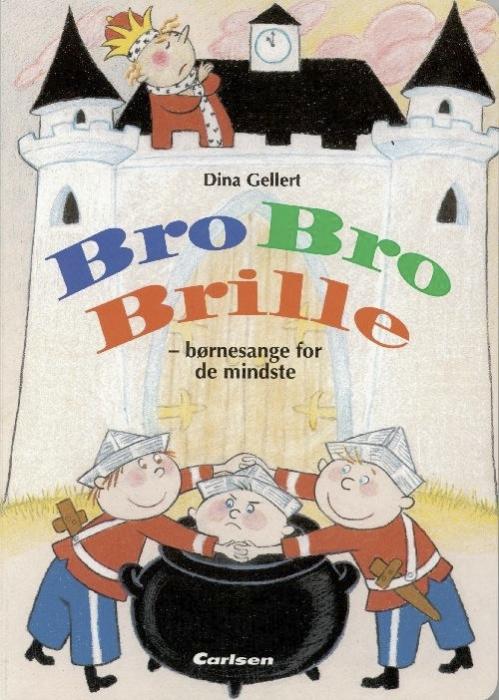 sebastian klein Bro, bro, brille (lydbog) på bogreolen.dk