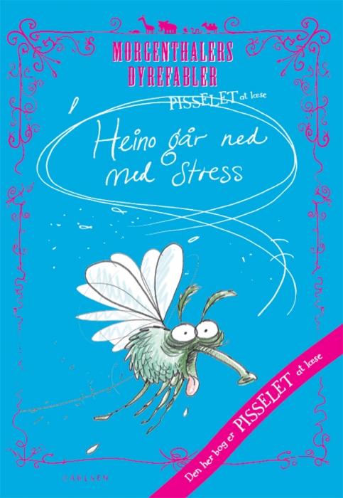 Image of Pisselet at læse: Heino går ned med stress (E-bog)