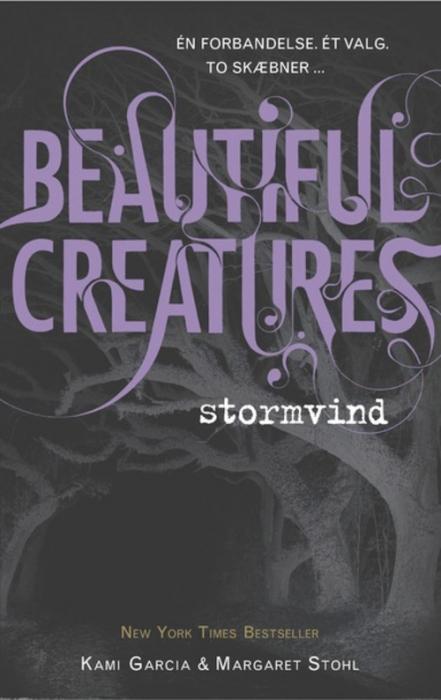 Beautiful creatures 1 - stormvind (lydbog) fra kami garcia fra bogreolen.dk