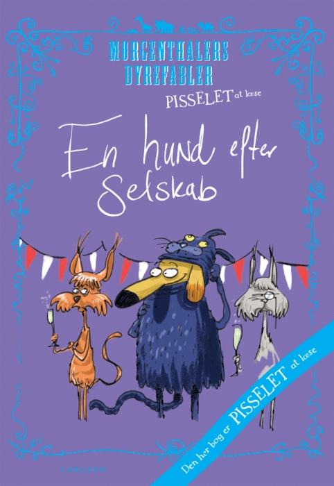 Image of Pisselet at læse: En hund efter selskab (E-bog)