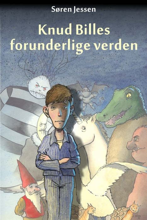 Knud billes forunderlige verden (e-bog) fra søren jessen på bogreolen.dk