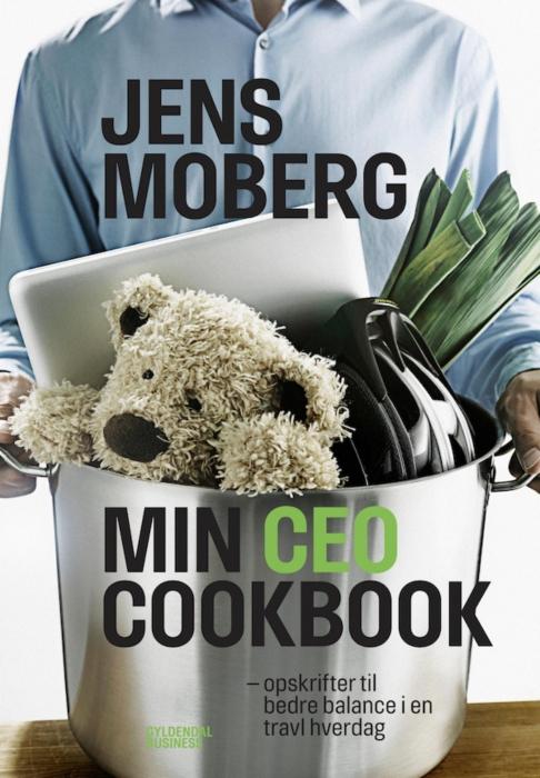 Min ceo cookbook (e-bog) fra jens moberg på bogreolen.dk