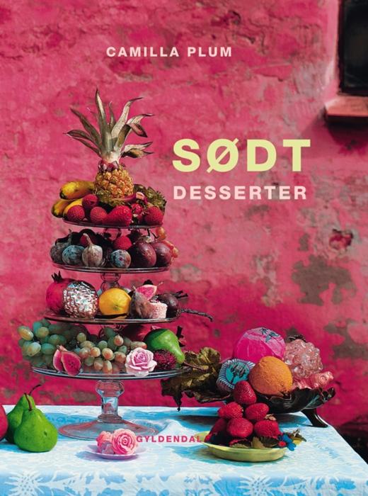 camilla plum – Sødt. desserter (e-bog) på bogreolen.dk
