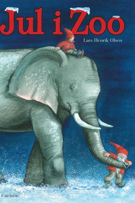 lars-henrik olsen – Jul i zoo (e-bog) på bogreolen.dk