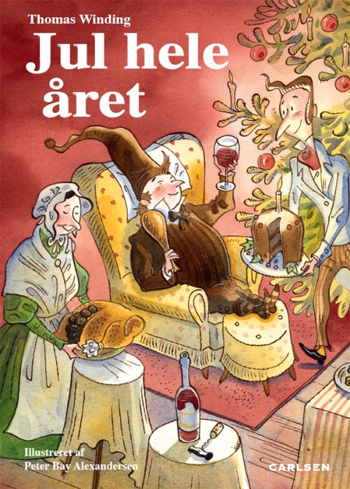 thomas winding Jul hele året (e-bog) fra bogreolen.dk
