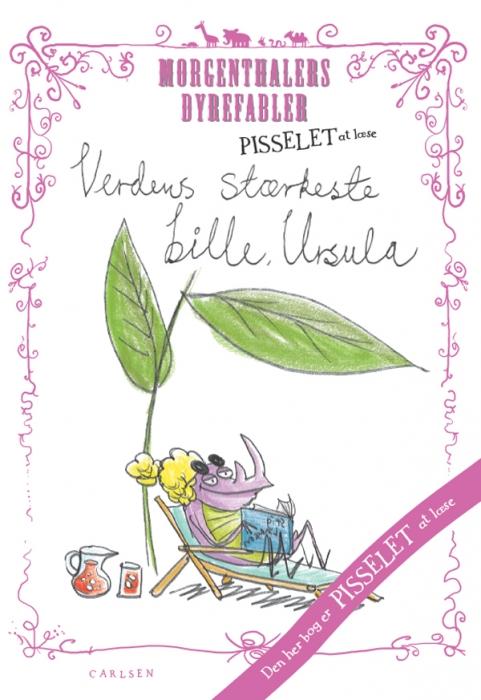 Image of Pisselet at læse: Verdens stærkeste bille, Ursula (E-bog)