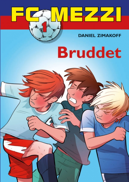 daniel zimakoff – Fc mezzi 1: bruddet (e-bog) fra bogreolen.dk