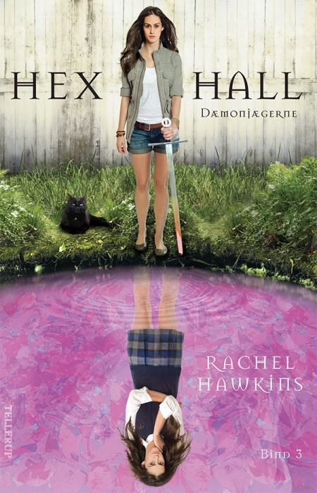 rachel hawkins Hex hall #3: dæmonjægerne (lydbog) fra bogreolen.dk