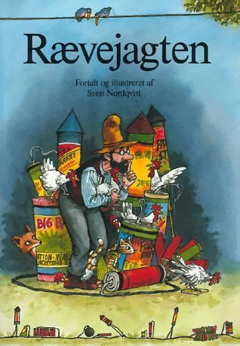 sven nordqvist Rævejagten (lydbog) fra bogreolen.dk