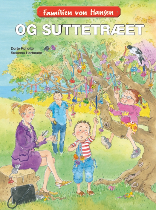 dorte roholte – Familien von hansen og suttetræet (e-bog) på bogreolen.dk