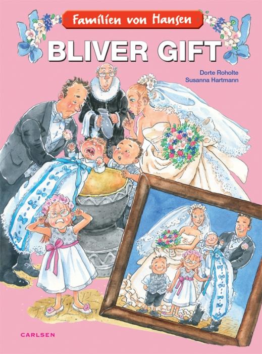 dorte roholte Familien von hansen bliver gift (e-bog) fra bogreolen.dk