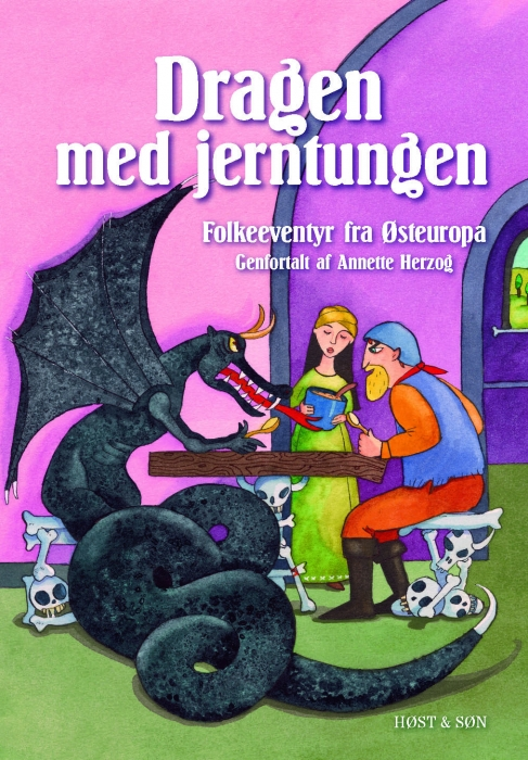 annette herzog Dragen med jerntungen (e-bog) på bogreolen.dk