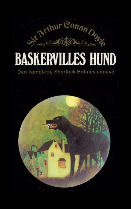 Baskervilles hund (e-bog) fra sir arthur conan doyle på bogreolen.dk
