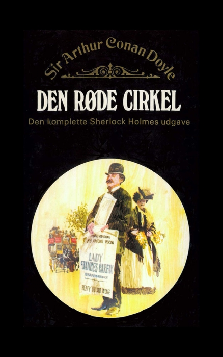 sir arthur conan doyle Den røde cirkel (e-bog) fra bogreolen.dk