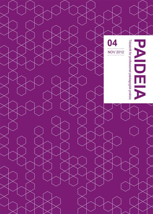 lars qvortrup – Paideia 04 - november 2012 (e-bog) fra bogreolen.dk