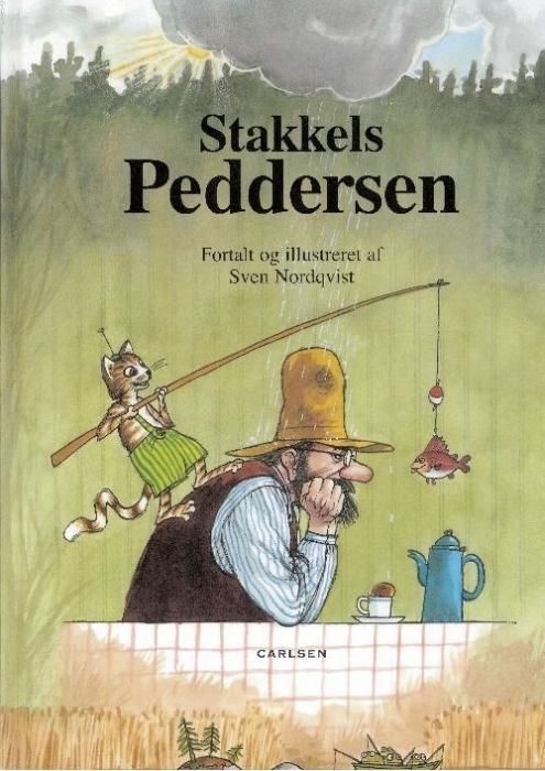 stakkels peddersen (lydbog) fra svend nordqvist