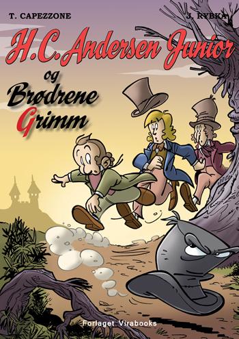 H.c. andersen junior og brødrene grimm (e-bog) fra thierry capezzone på bogreolen.dk