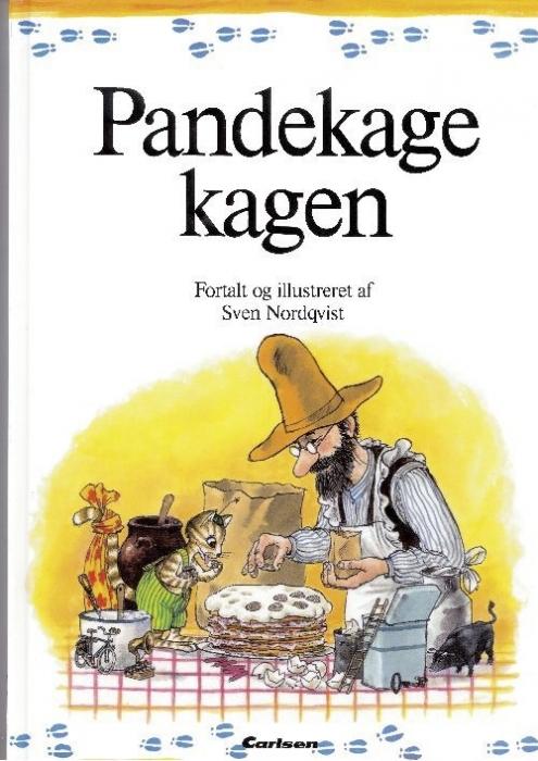 Pandekagekagen (lydbog) fra sven nordqvist fra bogreolen.dk