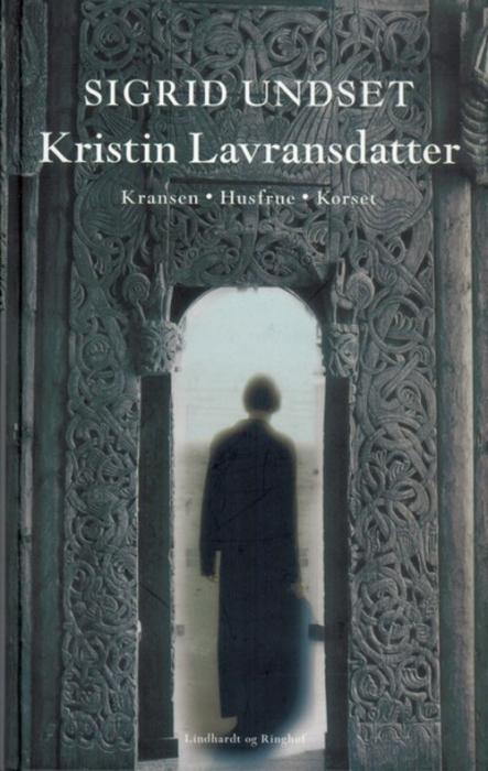 sigrid undset – Kristin lavransdatter - husfrue (lydbog) på bogreolen.dk