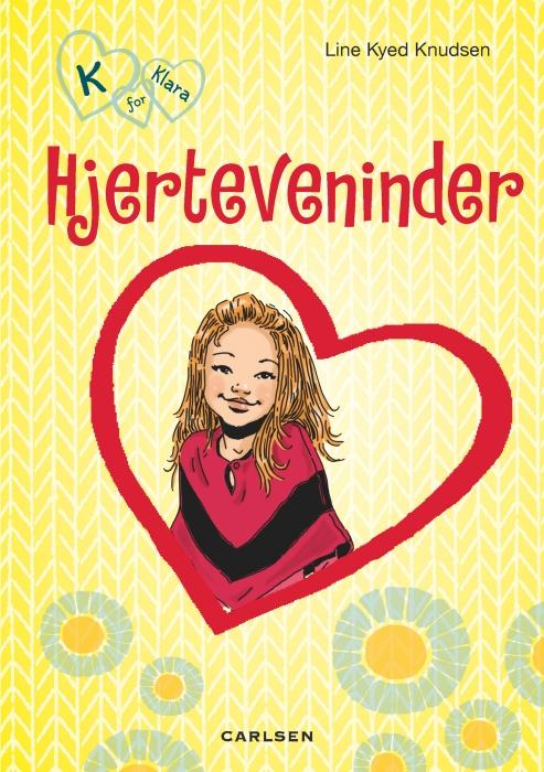 line kyed knudsen K for klara 1: hjerteveninder (e-bog) på bogreolen.dk