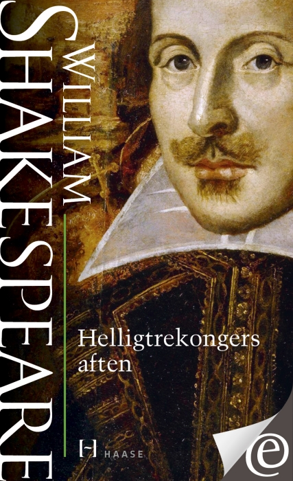 Image of   Helligtrekongersaften (E-bog)