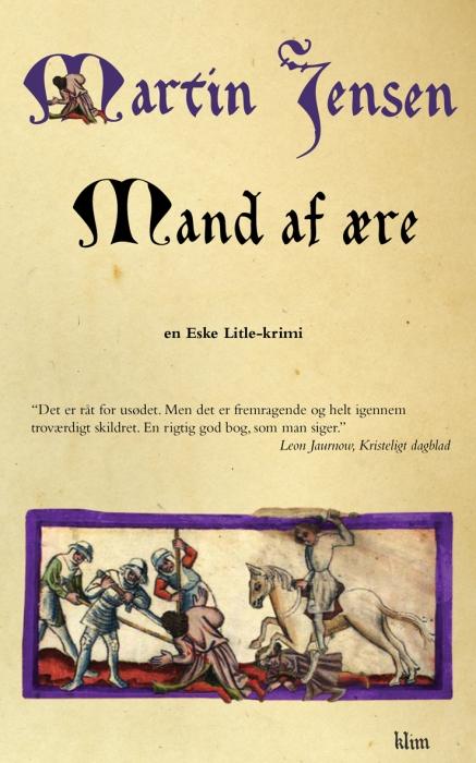 martin jensen Mand af ære (lydbog) fra bogreolen.dk