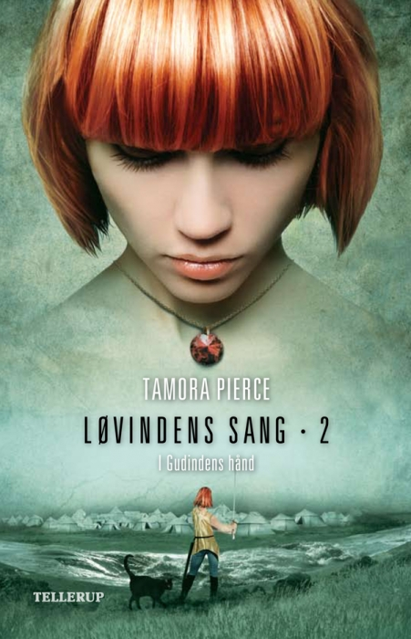 tamora pierce – Løvindens sang #2: i gudindens hånd (lydbog) på bogreolen.dk