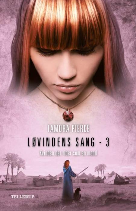 tamora pierce – Løvindens sang #3: kvinden der rider som en mand (lydbog) fra bogreolen.dk