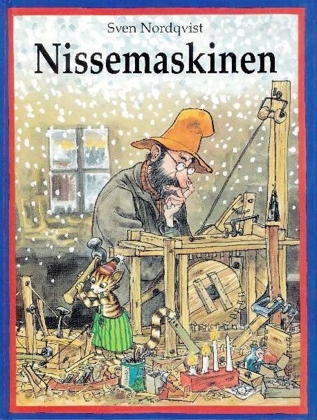 sven nordqvist – Nissemaskinen (lydbog) fra bogreolen.dk
