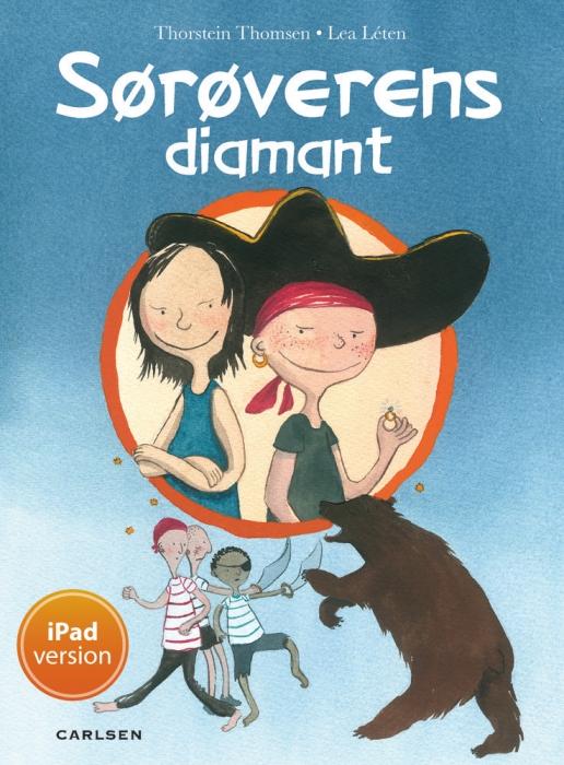 thorstein thomsen – Sørøverens diamant (e-bog) på bogreolen.dk