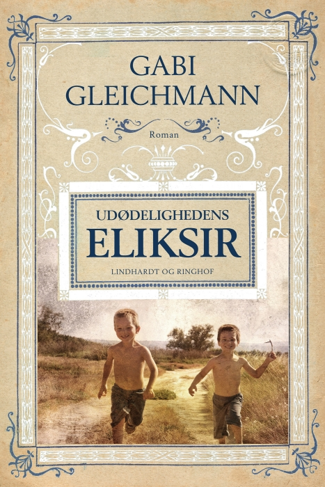 gabi gleichmann Udødelighedens eliksir (e-bog) på bogreolen.dk