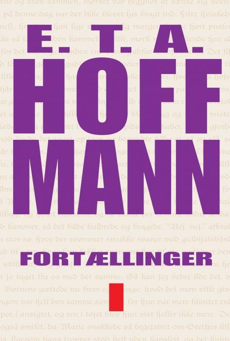 e.t.a. hoffmann Fortællinger i (e-bog) fra tales.dk