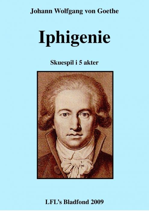 johann wolfgang von goethe Iphigenie (e-bog) fra bogreolen.dk
