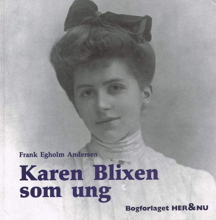 frank egholm andersen Karen blixen som ung (e-bog) fra bogreolen.dk