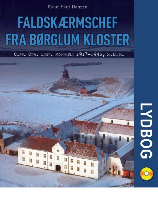 Faldskærmchefen fra børglum kloster (lydbog) fra klaus skot-hansen fra bogreolen.dk