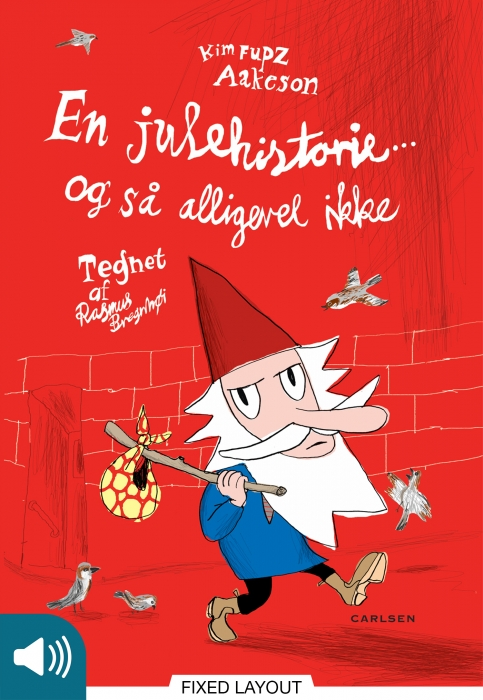 kim fupz aakeson En julehistorie - og så alligevel ikke (e-bog) på bogreolen.dk