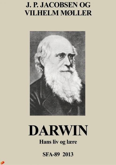 j. p. jacobsen – Darwin, hans liv og lære (e-bog) fra tales.dk