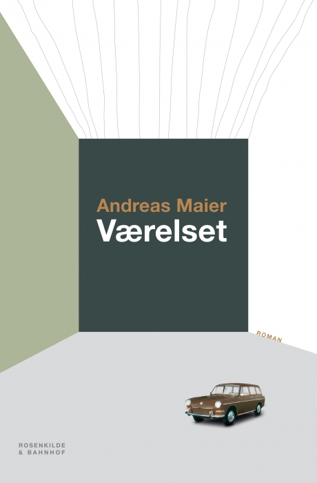 Image of Værelset (E-bog)
