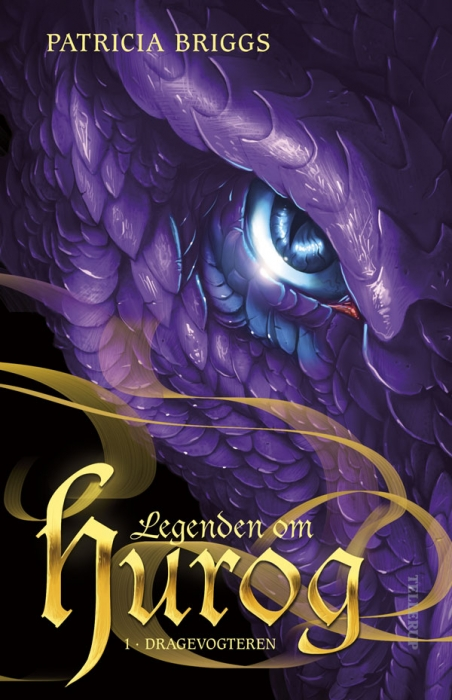 legenden om hurog #1: dragevogteren (lydbog) fra patricia briggs