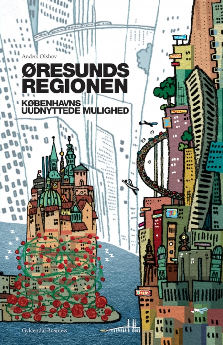 Image of Øresundsregionen (E-bog)