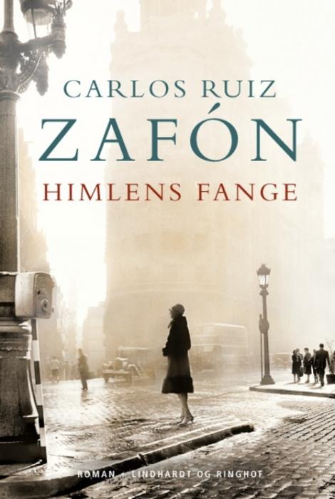 Himlens fange (lydbog) fra carlos ruiz zafon fra bogreolen.dk