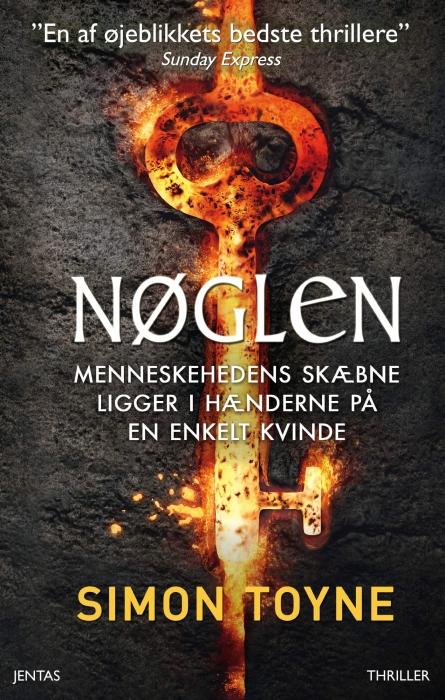 Nøglen (e-bog) fra simon toyne fra bogreolen.dk