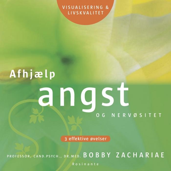 Image of   Afhjælp angst og nervøsitet (Lydbog)