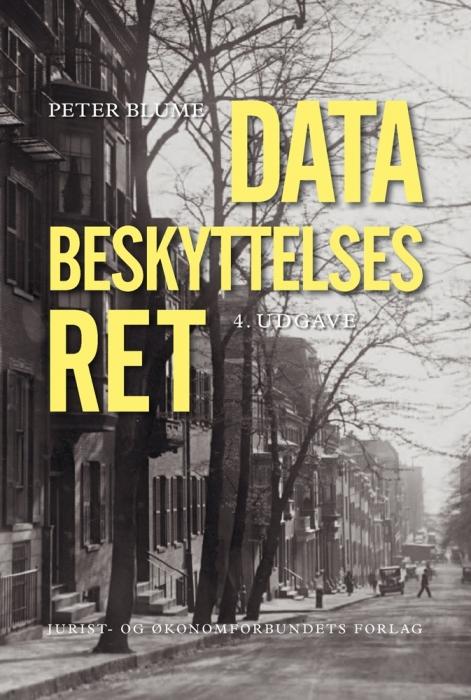 Databeskyttelsesret (e-bog) fra peter blume fra bogreolen.dk