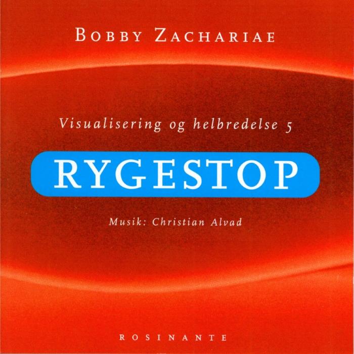 Rygestop (lydbog) fra bobby zachariae fra tales.dk